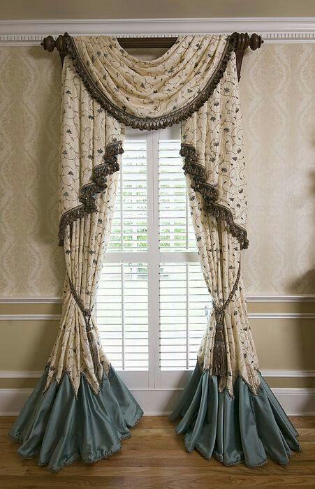 Pin by Yanet Zunino on Cortinas y más | Curtains, Drapes ...
