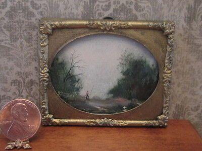 K Sawyer - original oil painting; sold on ebay for $77