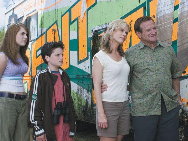 Camping Car Rv De Barry Sonnenfeld 2005 Photos Robin Williams Movies Robin Williams Family Movies