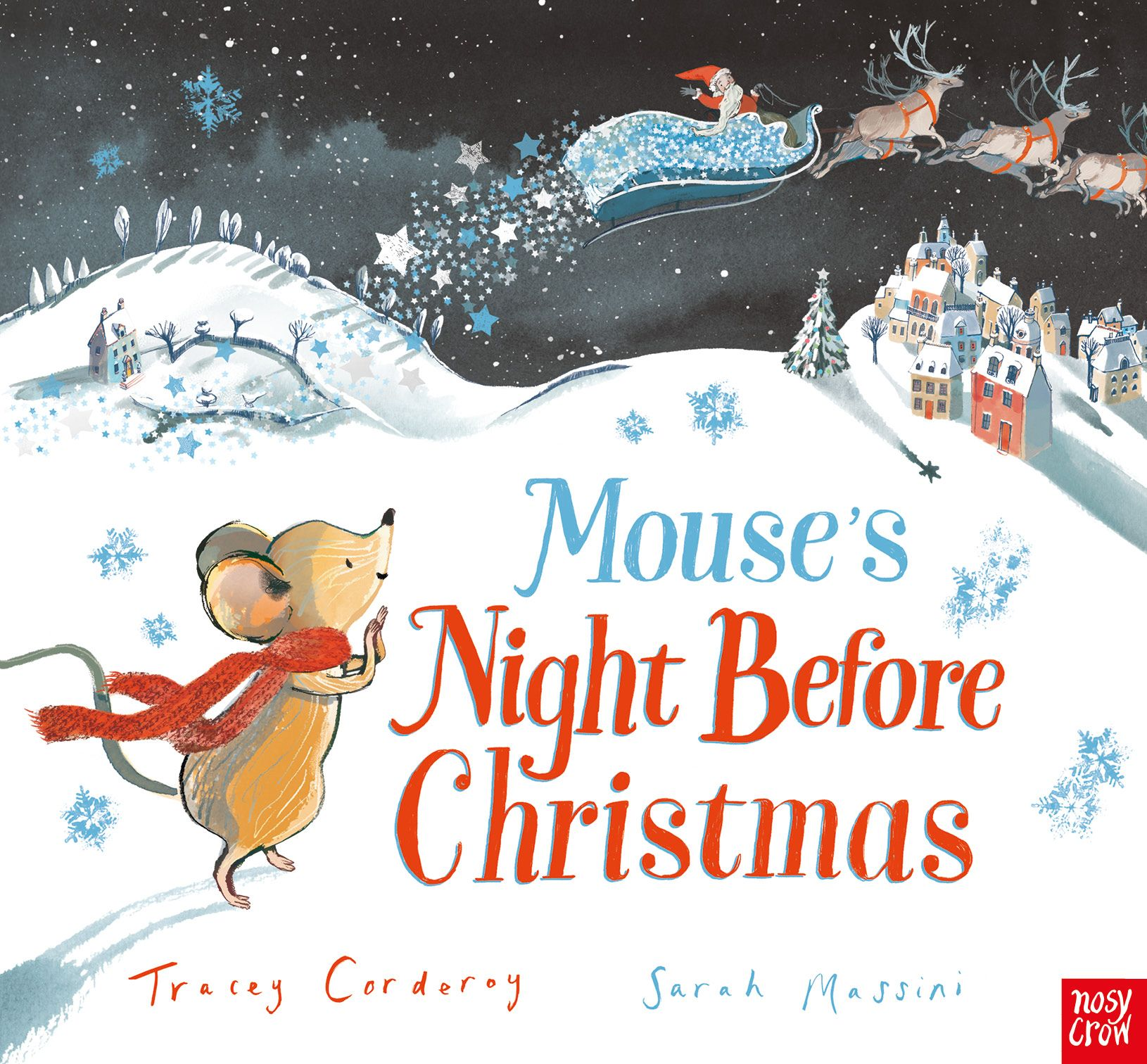 Mouse S Night Before Christmas With Images