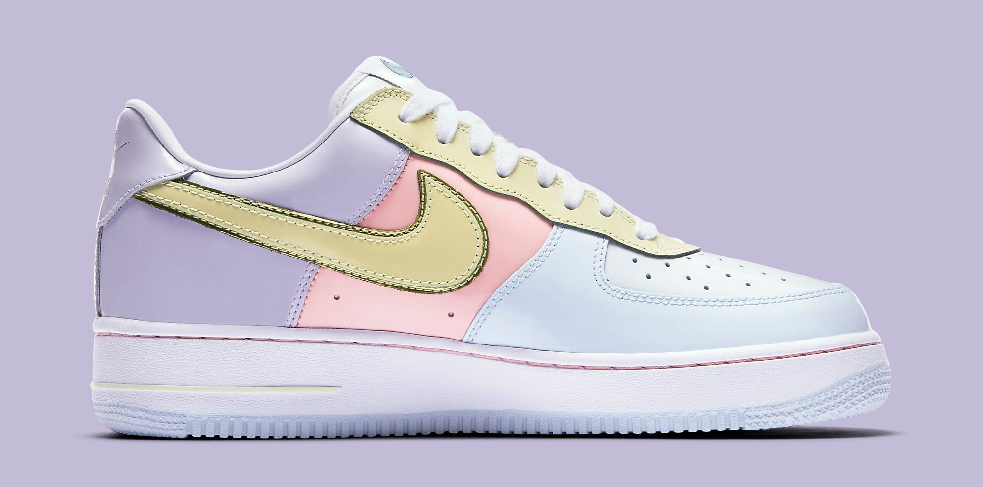 Easter Egg' Nike Air Force 1s Return — Complex in 2019