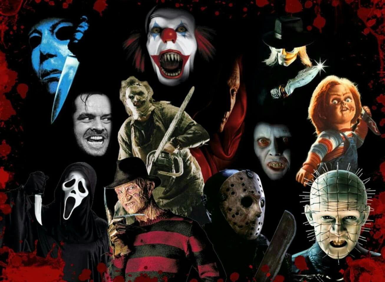 Pin By HORROR AND MORE HORROR On HORROR COLLAGE'S