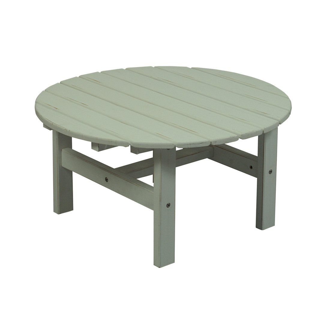 Great American Woodies 83048G Cottage Classic Outdoor Coffee Table ...