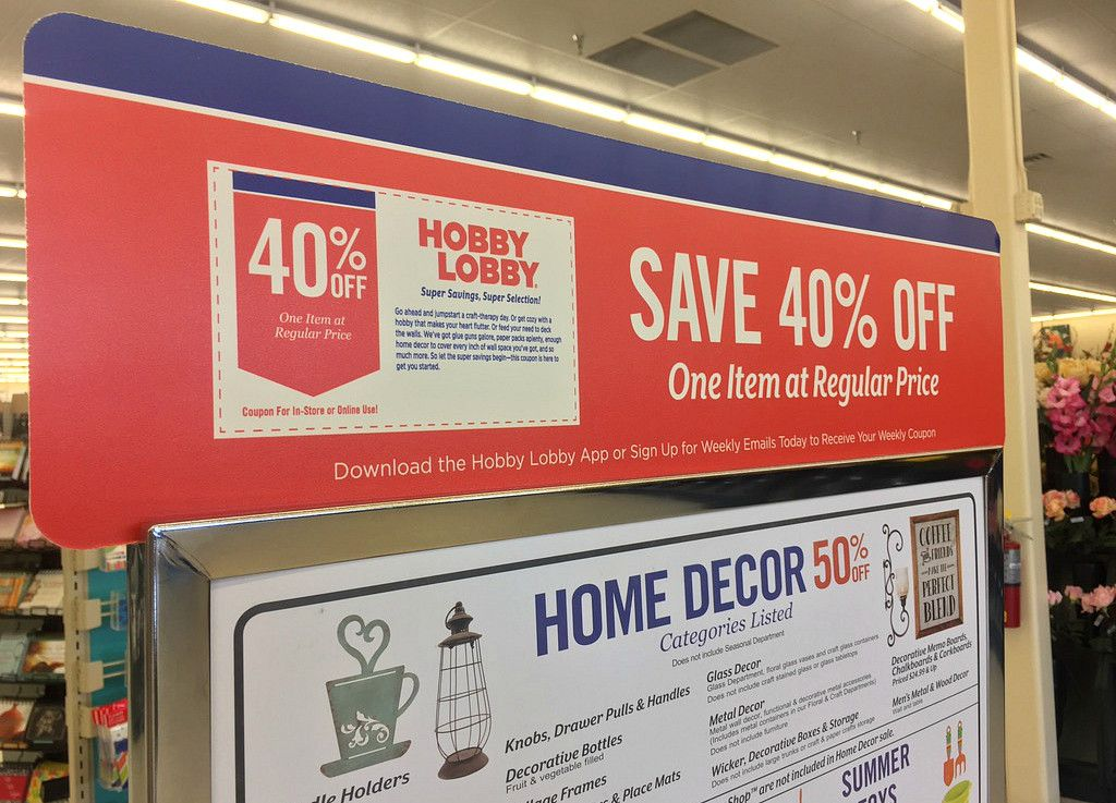 15 of the Best Ways to Save Big at Hobby Lobby Hobby