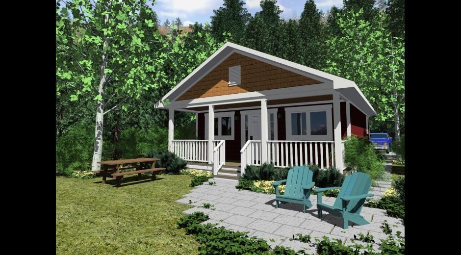 The Kispiox Prefabricated Home Plans Winton Homes