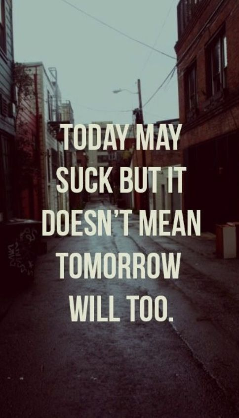 Tomorrow Is A New Day Dig It Quotes Words Inspirational Quotes