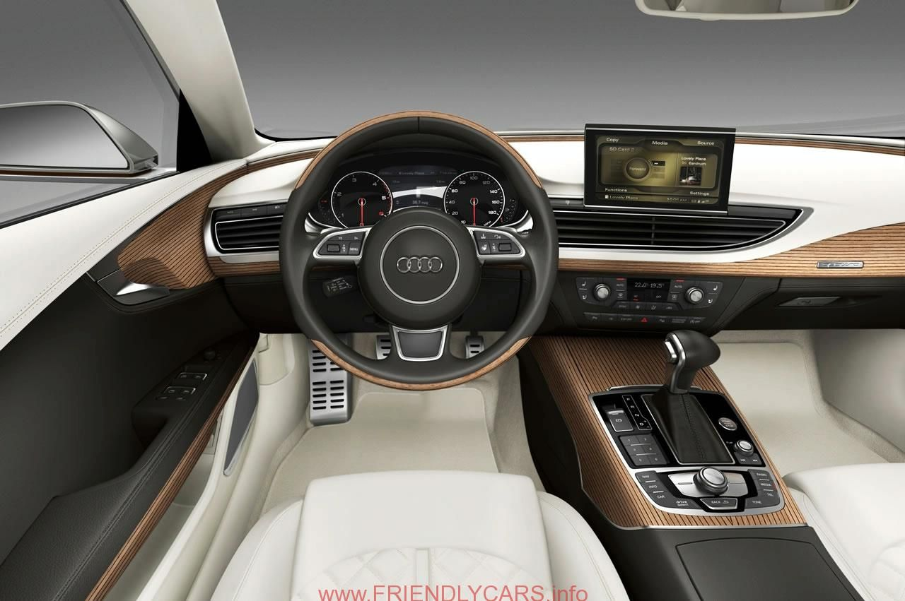 Awesome Audi A7 Interior Back Seat Car Images Hd Design And E