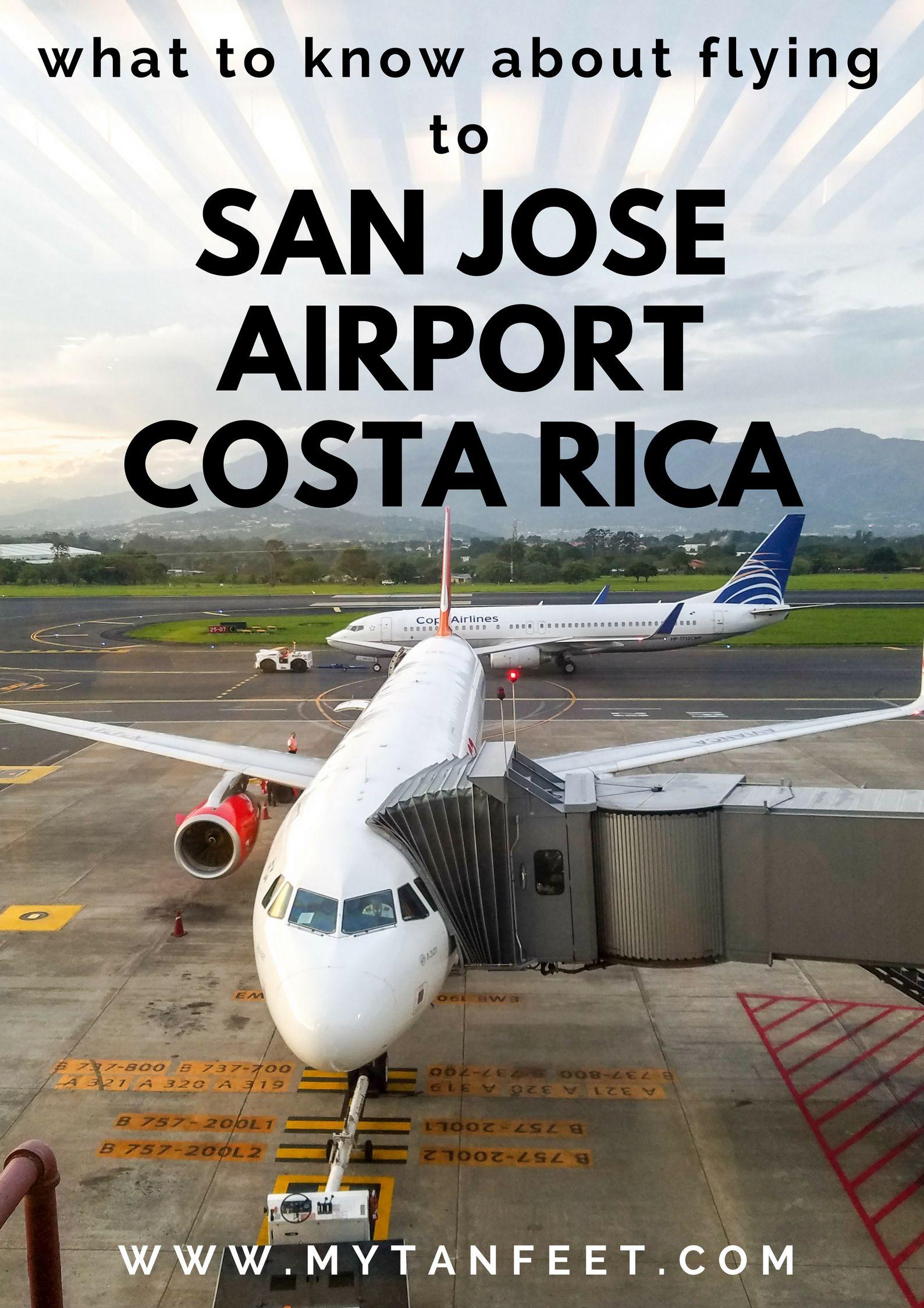 San Jose International Airport Sjo The Main Airport In Costa Rica Costa Rica Airports San Jose Costa Rica Costa Rica Travel