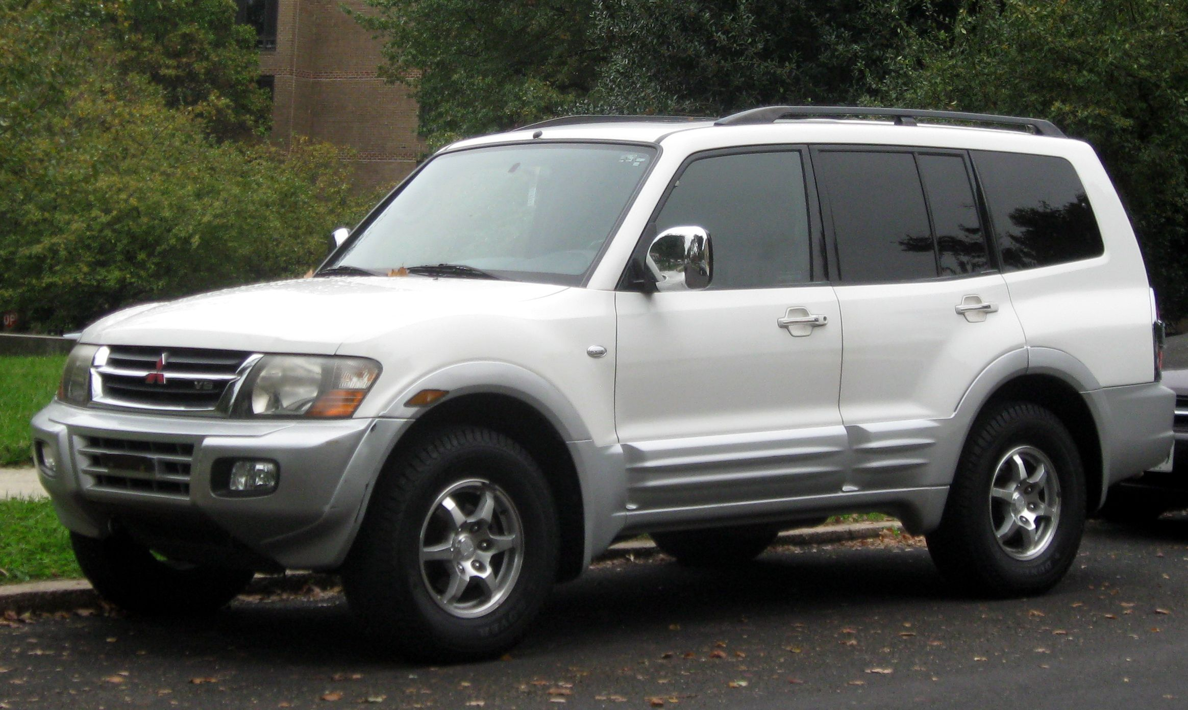 Mitsubishi Montero Is Making A Comeback