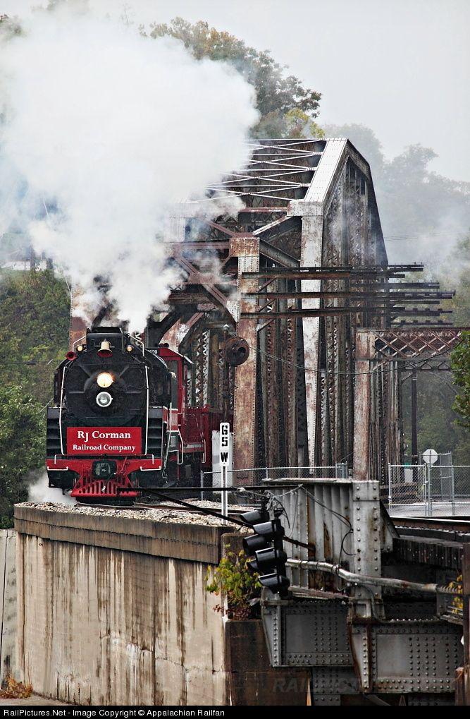 RailPictures.Net Photo: RJC 2008 R.J. Corman Railroads Steam 2-10-2 at Frankfort, Kentucky by Appalachian Railfan