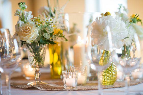 Hochzeit, Deko and Vintage on Pinterest