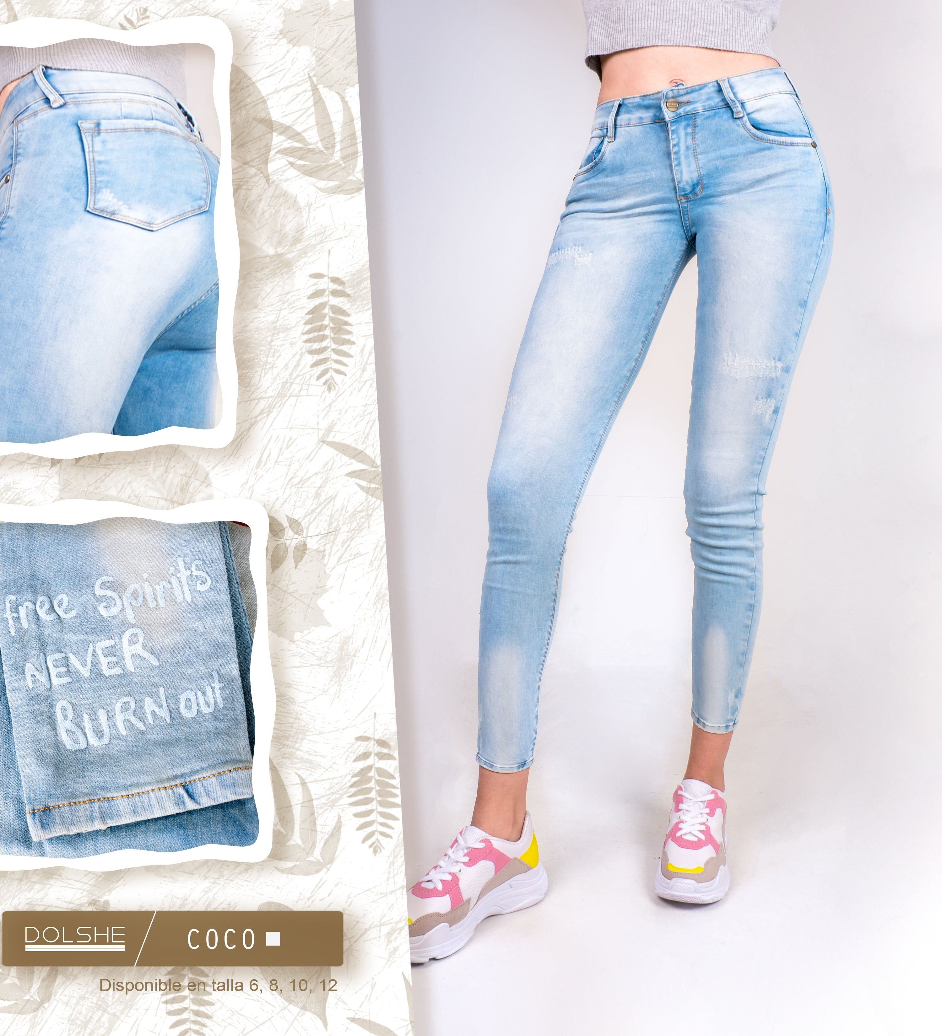 Pin On Jeans Tendencia