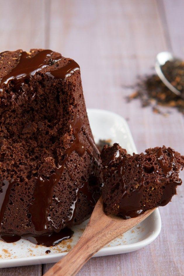 Flourless Chocolate Chai Mug Cake Vegan Chocolate Pies Chocolate Crunch Desserts