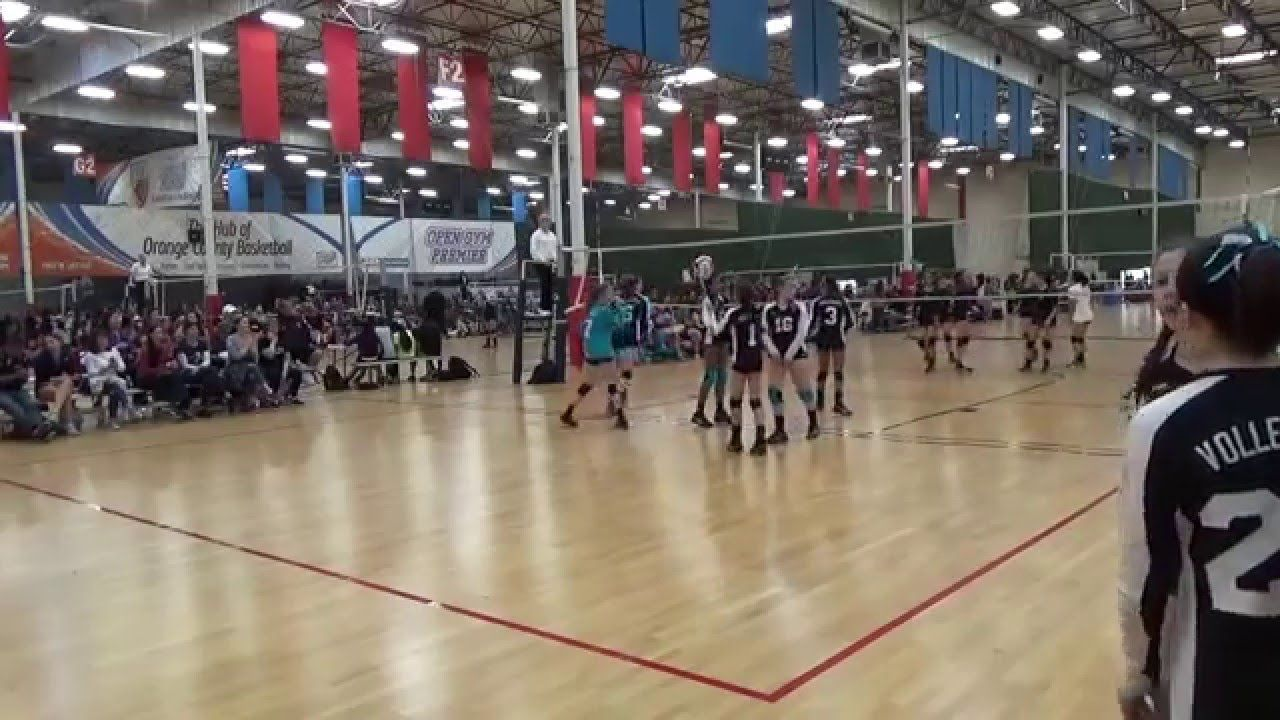 Volleycats Elite Tigers 14 vs Golden West 14Black (Game 2