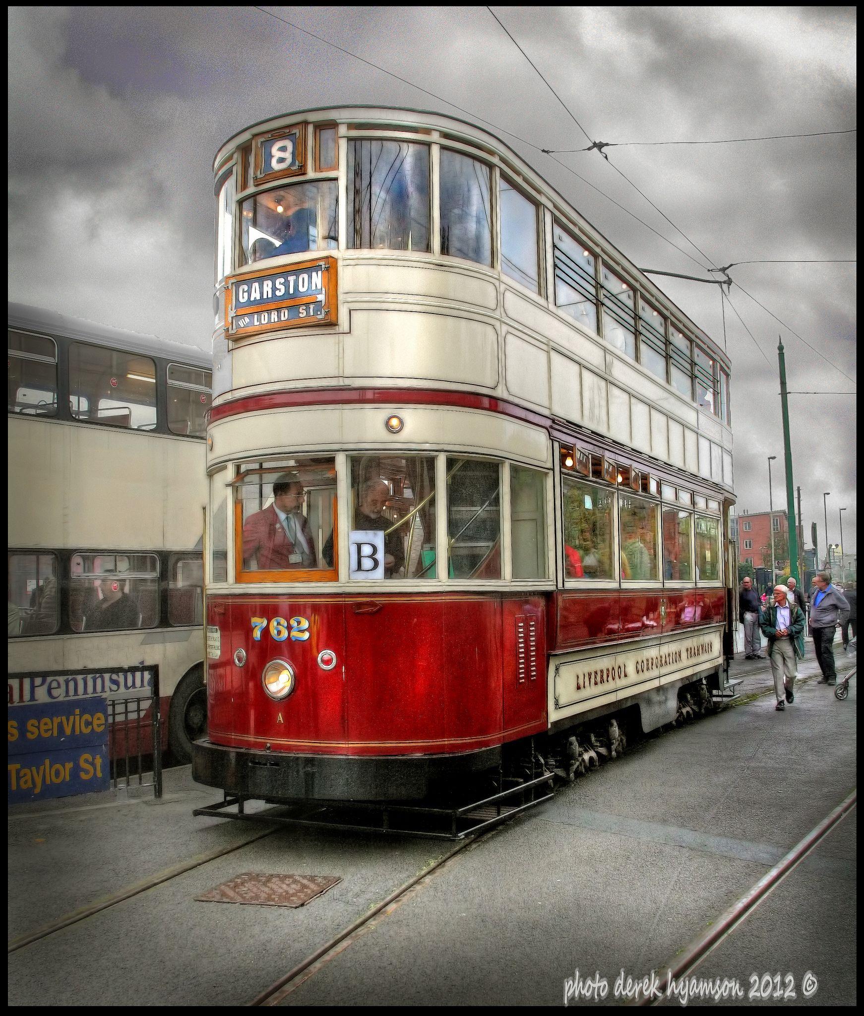 LIVERPOOL TRAM 762 in 2019 | Трамваи, фуникулёры, поезда | Public