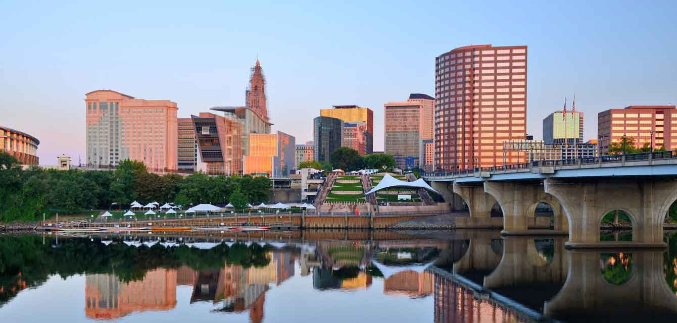 Hartford private jet charter flights prices and aircraft