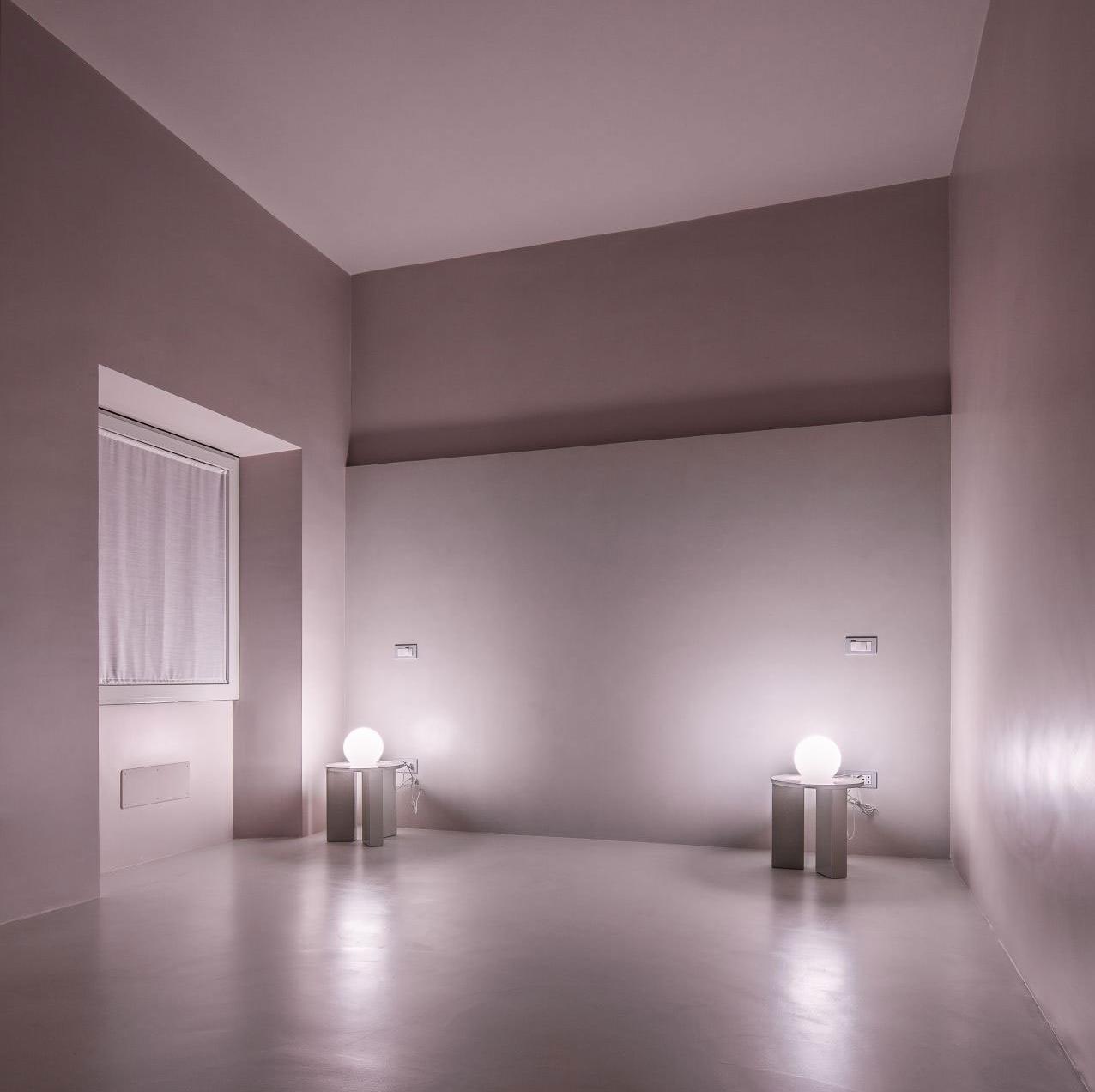 House Of Dust By Antonino Cardillo // Rome, Italy.