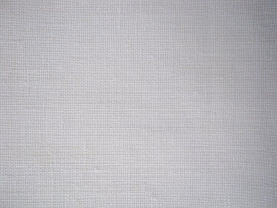 Wide 100 Pure Linen Flax Fabric White Cloth Width 87 Inch Pure Linen Pure Products Fabric