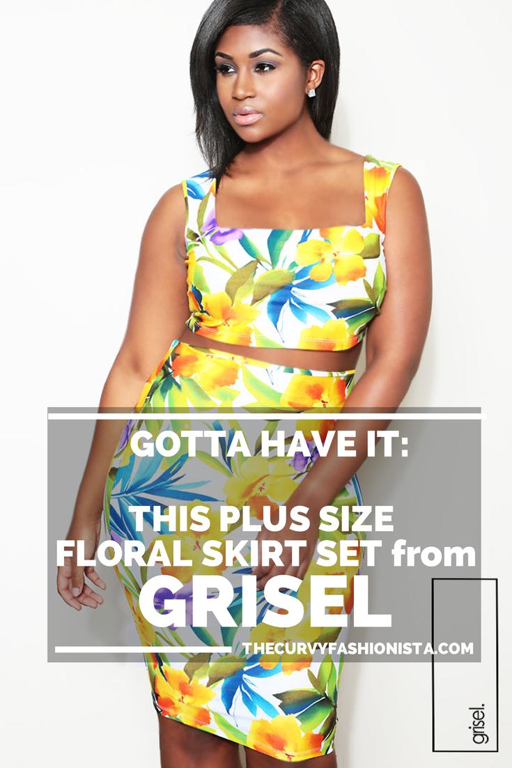 Gotta Have It: This Plus Size Floral Skirt Set from Grisel #gottahaveit Gotta Have It: This Plus Size Floral Skirt Set from Grisel #gottahaveit Gotta Have It: This Plus Size Floral Skirt Set from Grisel #gottahaveit Gotta Have It: This Plus Size Floral Skirt Set from Grisel #gottahaveit