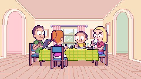 "PixelProspector ⛏ på Twitter: """"Rick and Morty - Pixel Art Intro"" by @probzz and @IvanRDixon >full intro https://t.co/yYDi4Sr1HP >GIFs https://t.co/9D0FyZdIOe #pixelart https://t.co/4gWD3EWp5F"""