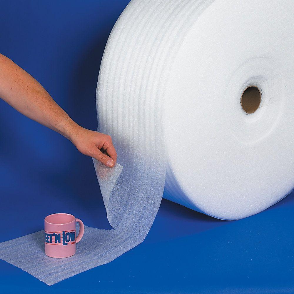 "24/"" WIDE 3//16/"" x 175/' Ft Bubble Roll Small Bubbles 350 SQFT Cushion Wrap"