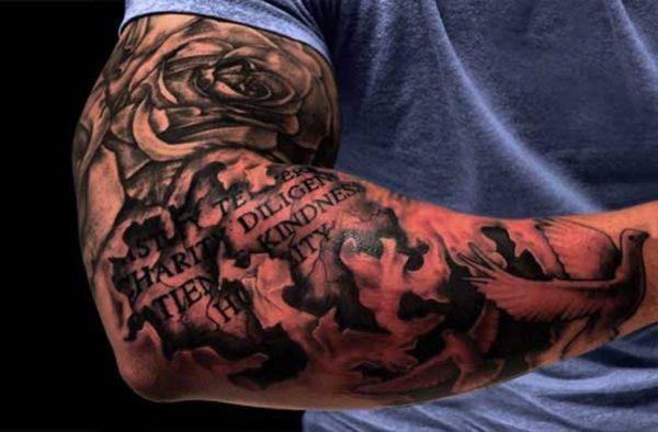 best 25 full hand tattoo ideas on pinterest tattoo. Black Bedroom Furniture Sets. Home Design Ideas