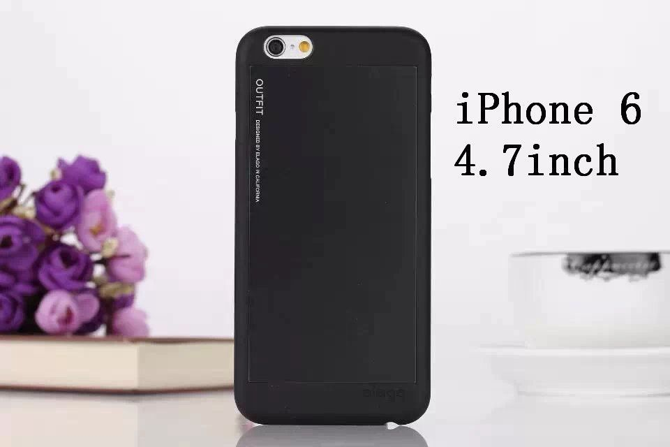 514f8f1d779 cover case for iPhone 4 4s 5 5s 5C 6 4.7inch elago Outfit MATRIX Aluminum  and Polycarbonate Dual Free shipping