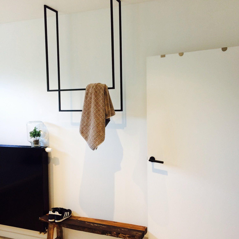 Handdoekrek - Badkamer, Badkamers en Interieur