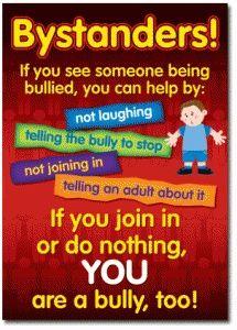 No Bullying Poster Ideas | bullying posters | Anti-Bullying ...