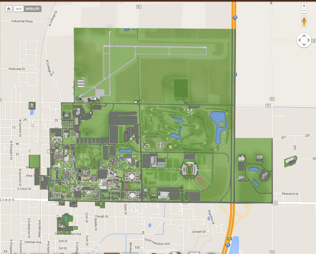Take An Interactive Tour Of Bgsu Here Http Map Bgsu Edu Map Id 652 Tours Interactive Floor Plans