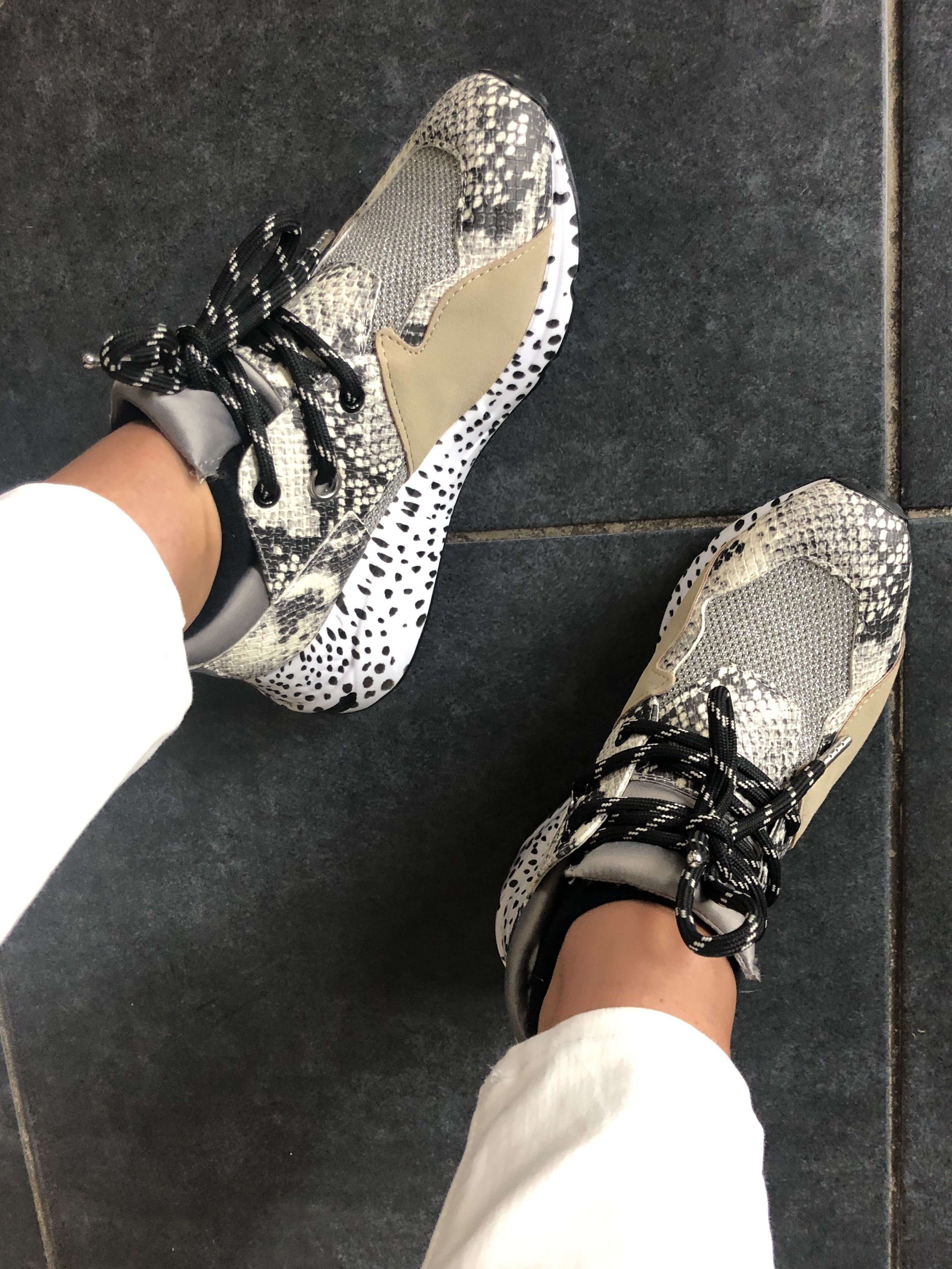 Steve Madden Cliff sneakers natural