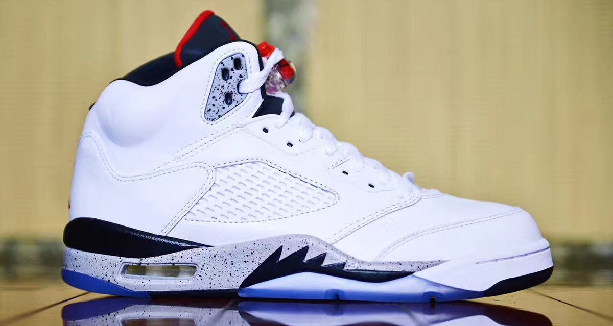 Air Jordan 5 Retro 'Cement' Release Date - EU Kicks: Sneaker Magazine