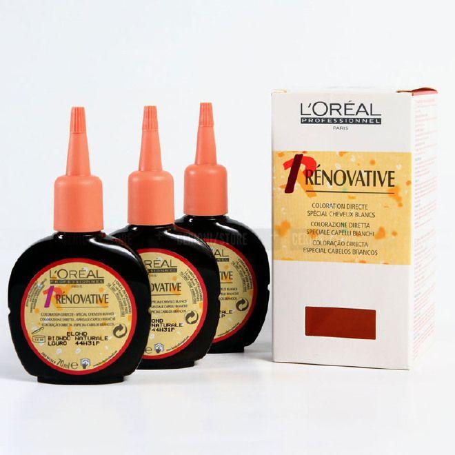 Descrizione Loreal Renovative è Lo Shampoo Riflessante Ad Uso