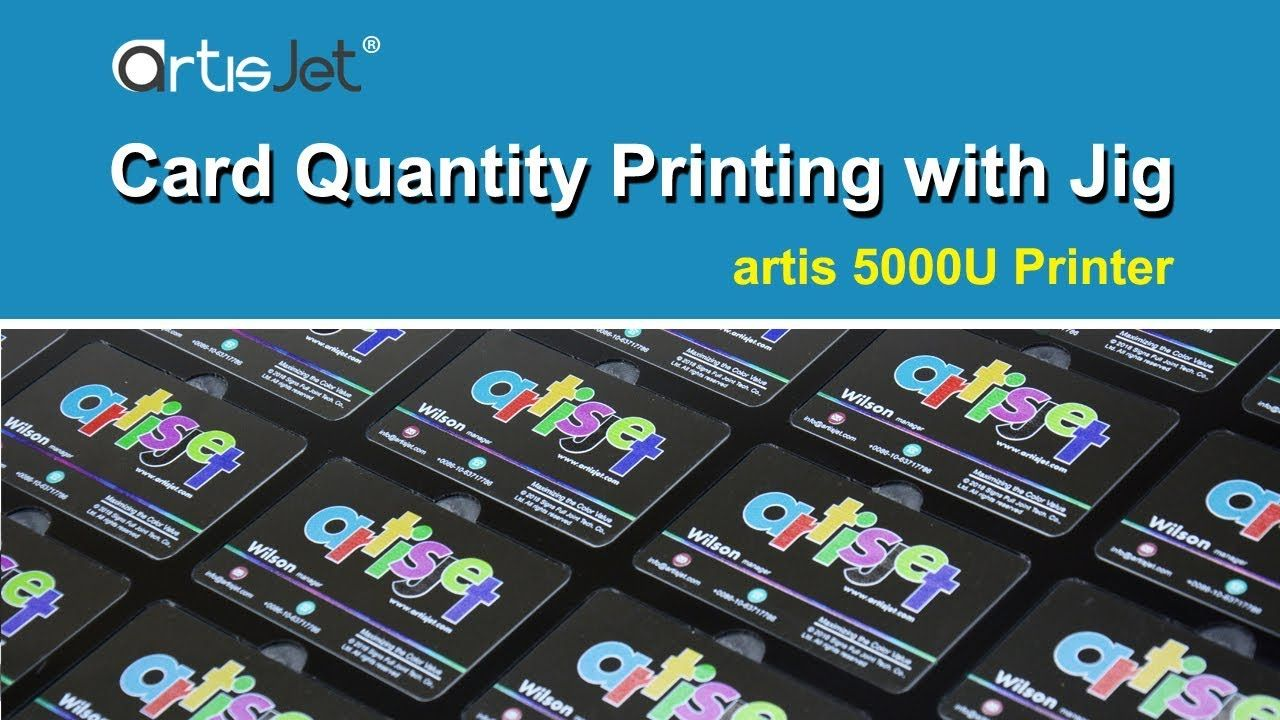 How to print on business cards artisjet videos pinterest how to print on business cards colourmoves