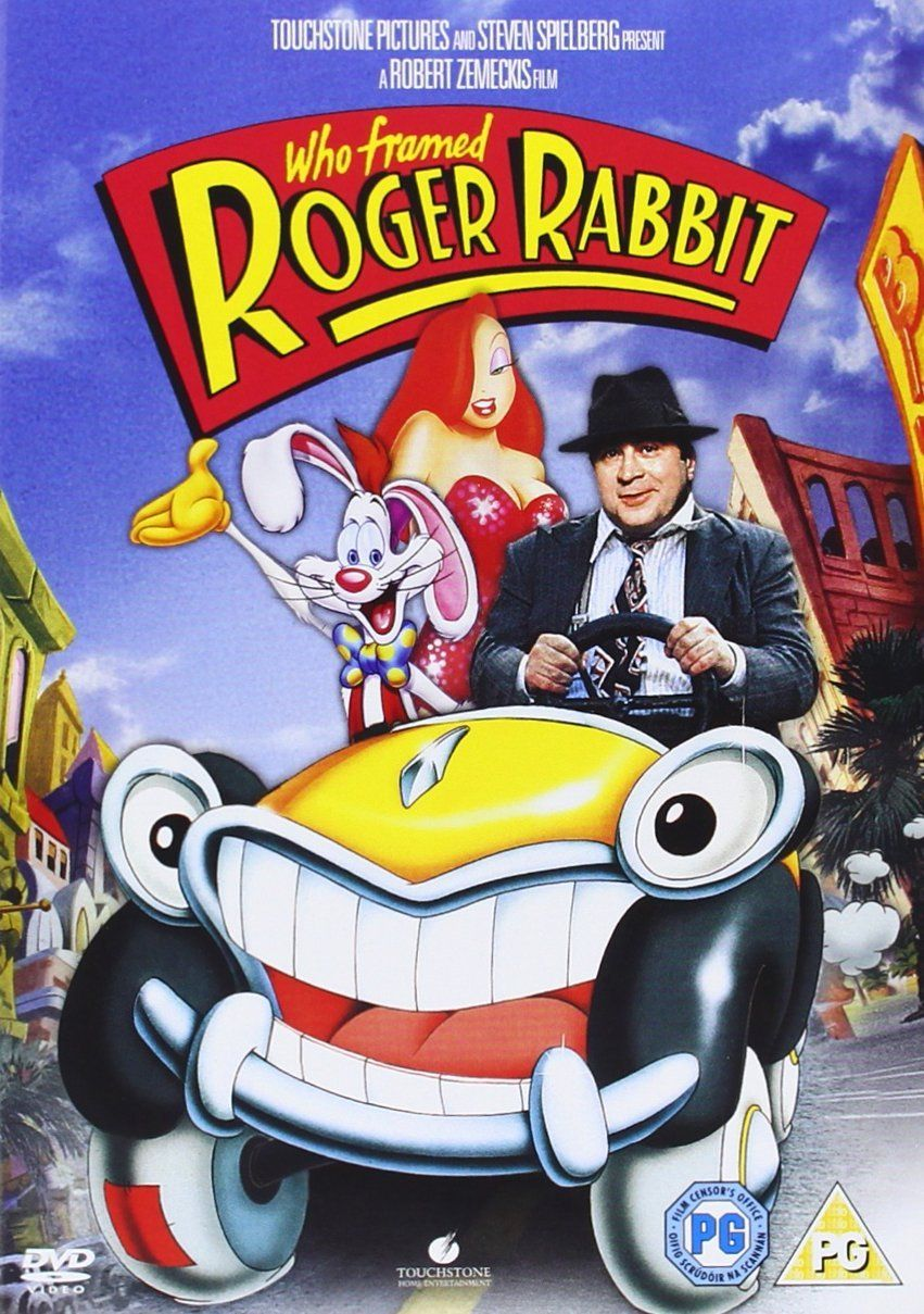 Amazon.com: Who Framed Roger Rabbit [Region 2]: Bob Hoskins ...