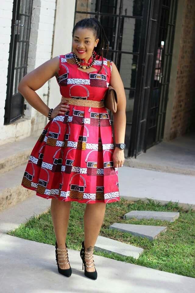609a92c9624 ~African fashion
