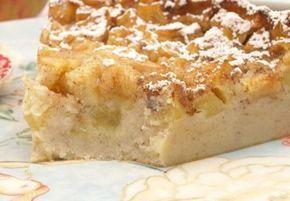 Gâteau aux Pommes et Fromage Blanc WW   Recettes   Gâteau ...
