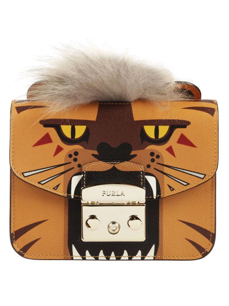 6dab433b39a8 FURLA Furla Animal Printed Shoulder Bag.  furla  bags  shoulder bags  animal  print