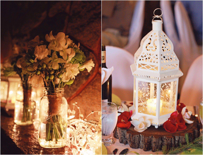 Wedding ideas with lanterns  Lakeside Rustic Camp Wedding  Wedding lanterns Lantern
