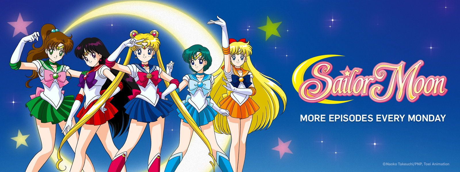 Sailor Moon NEON VALLEY Streaming Anime