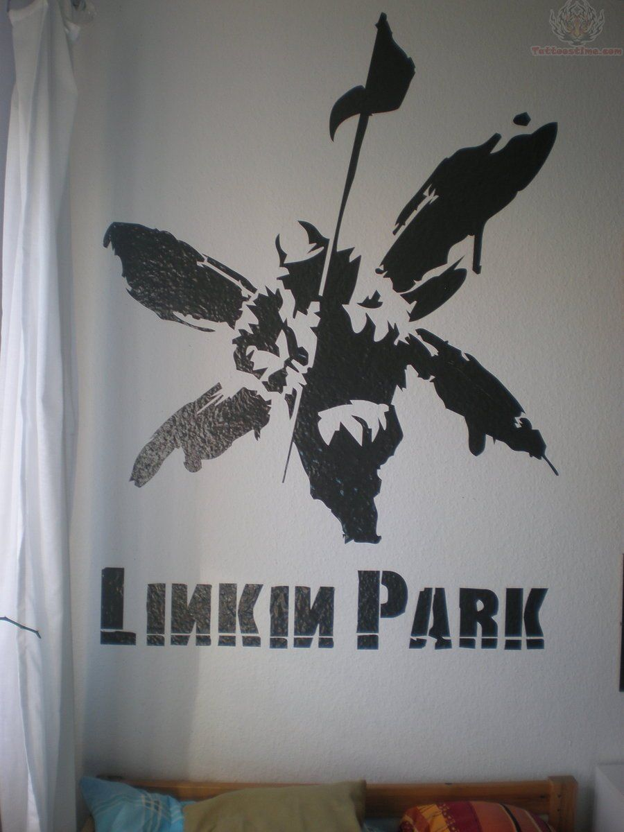 Awesome Linkin Park Soldier Tattoo Design Tattoos and