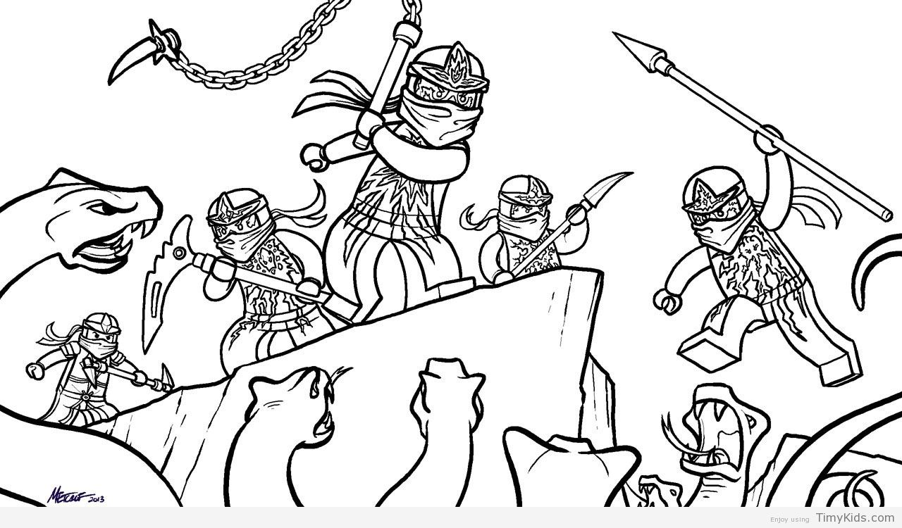 http://timykids.com/ninjago-pictures-to-color.html   Colorings ...