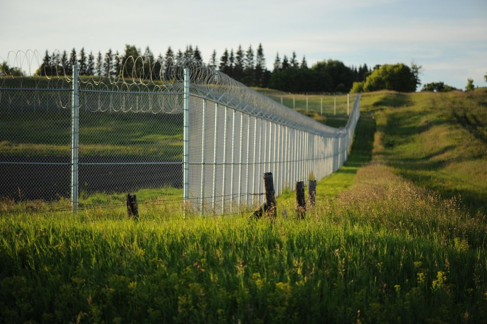 Pin on Fence Construction in Brandon Manitoba