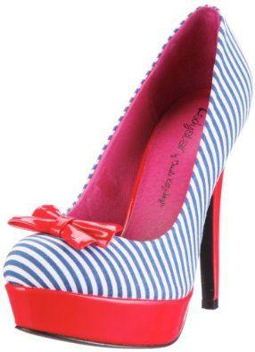 Ladystar by Daniela Katzenberger - Kathy (Romika) Pumps, Heels, Stilettos,  Stiletto db9554408d