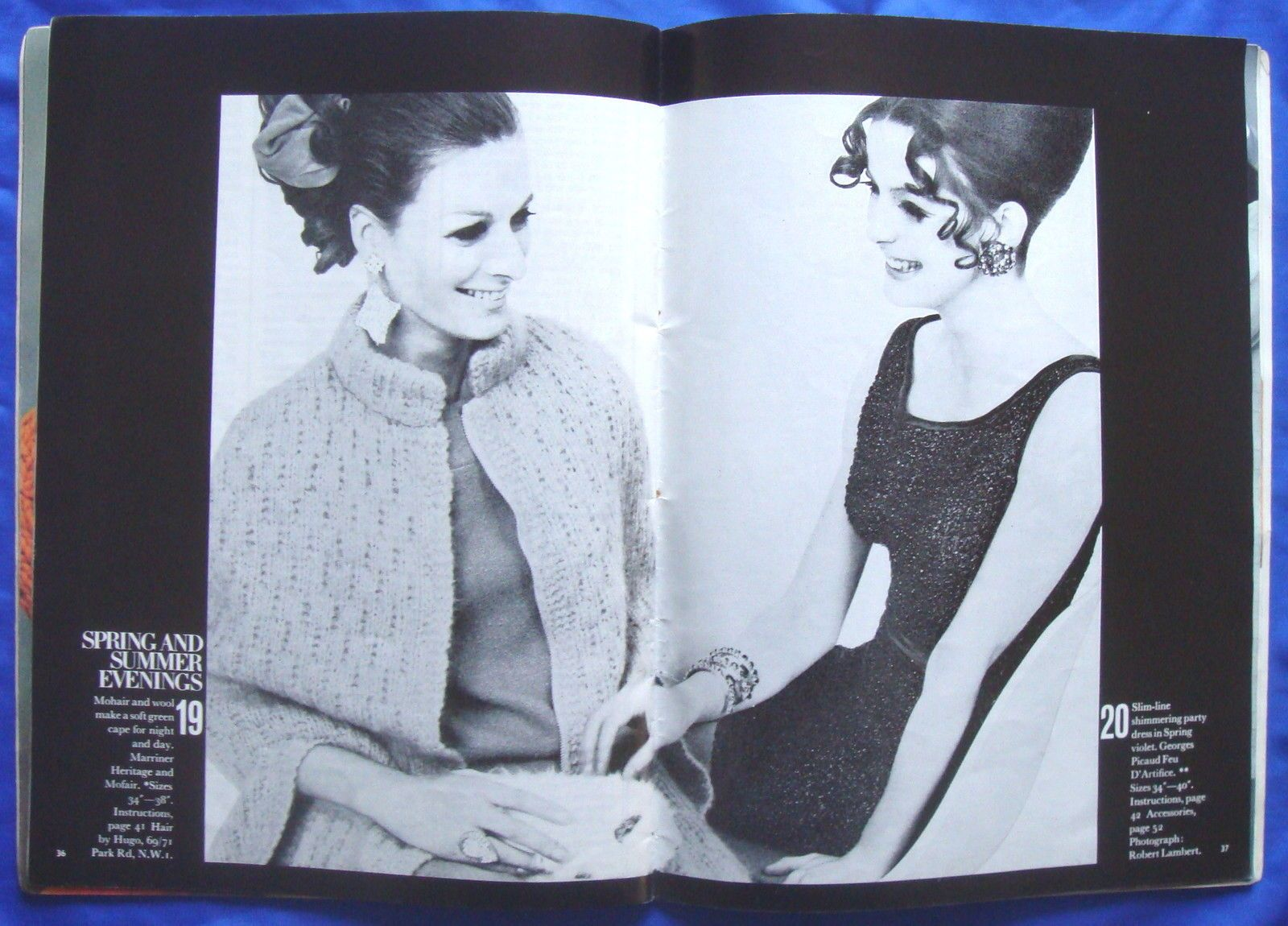 Vintage vogue knitting pattern booklet book 1960s jumpercardigan vintage vogue knitting pattern booklet book 1960s jumpercardigandress etc ebay bankloansurffo Choice Image