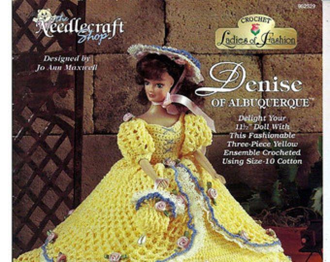 Sweet Dreams I Crochet Pattern for 11 1/2 inch Fashion dolls The ...