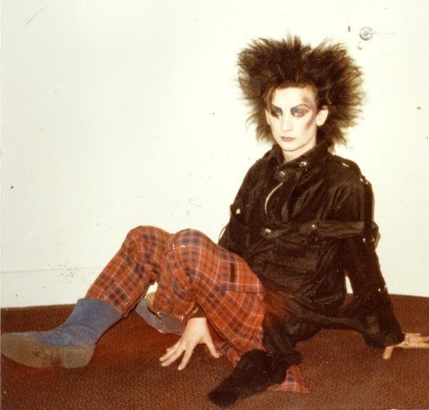 Pin By Jennifer George On Boys Rooms: Boy George: Androgyny, Circa 1979 €� #androgyny