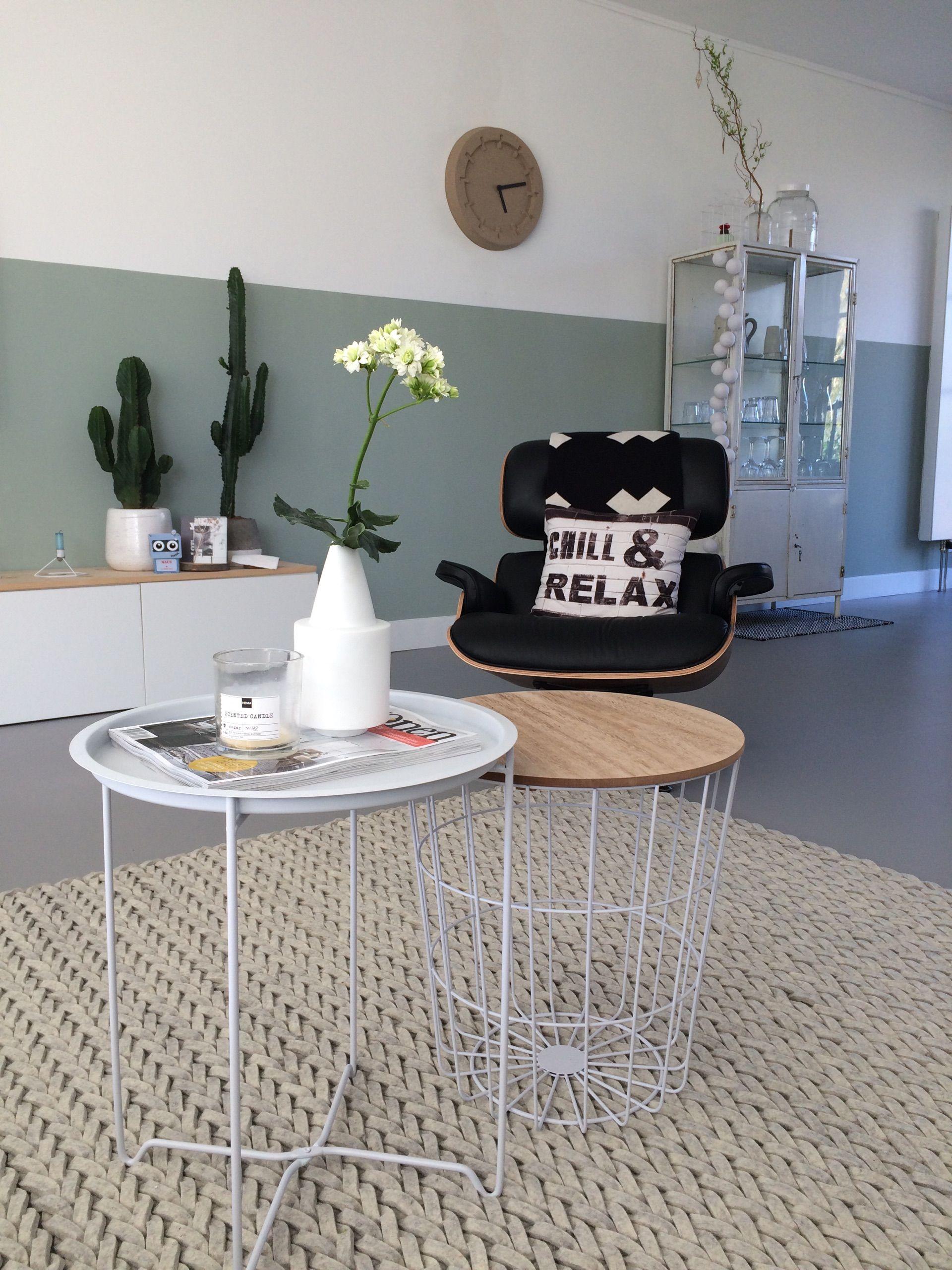 flexa creation early dew : Woonkamer Binnenkijken Bij Dbarnas Living Rooms Room And