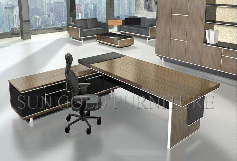 Het hoogwaardige uitvoerende bureau van het bureau van de luxe