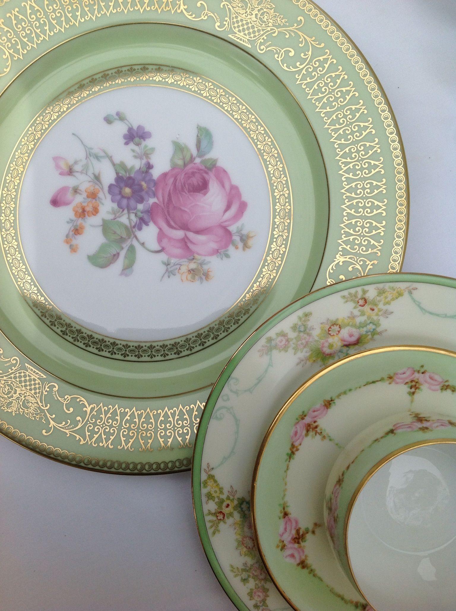 Tirschenreuth Dinner Plate Meito Salad